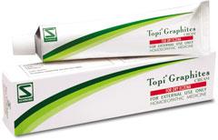 Topi Graphites Cream