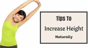 How To Increase Height Naturally
