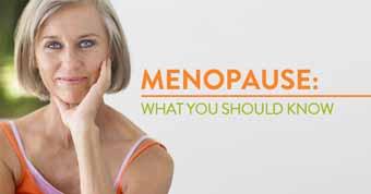 Hormones affecting menopause